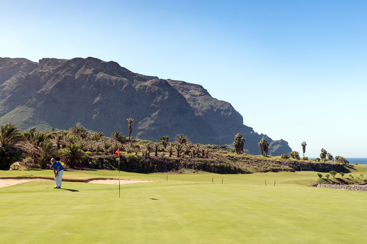 Golf course in Buenavista